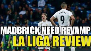Getafe 1-2 Barcelona Real Madrid 0-2 Real Sociedad | La Liga Review Reaction