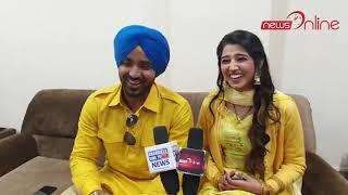 Tu Patang Main Dor TV Serial | Exclusive Interview | Rohit Handa | Lovepreet Kaur | Zee Punjabi
