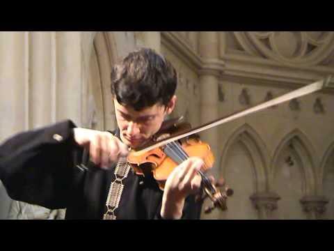 Frederic Pelassy : Bach