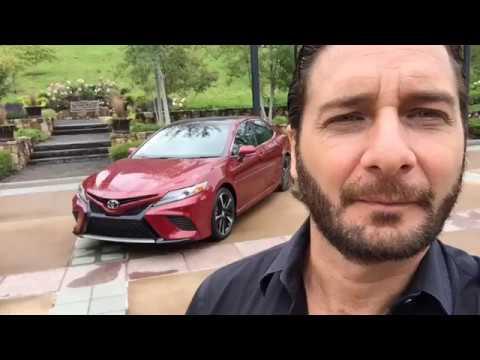 Toyota Camry 2018 - A Bordo En Vivo