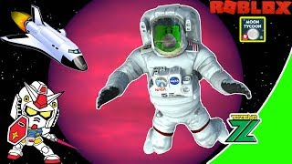 ROBLOX Indonesia | Moon Tycoon | Finally we can master a Planet!! 🌕🌎