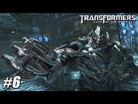 Transformers Dark of the Moon - Xbox 360 / PS3 Gameplay Playthrough - Chapter VI PART 6
