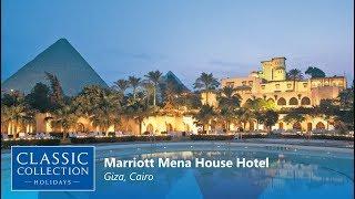 Marriott Mena House Cairo, Giza | Classic Collecti...