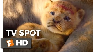 The Lion King TV Spot (2019)   'Long Live the King'   Movieclips Trailers