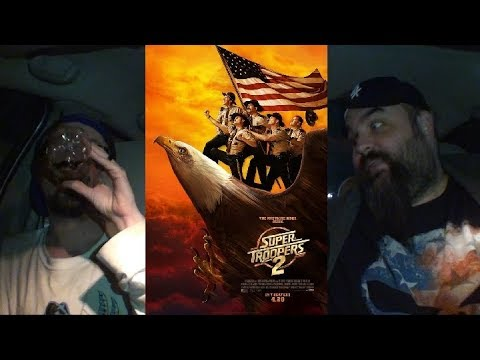 Midnight Screenings: SUPER TROOPERS 2