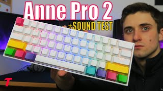Anne Pro 2 Review - Still King in 2021? (Blue Switch Sound Test)