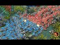 BLUE MINIONS vs RED MINIONS!  Mobile Legends - YouTube