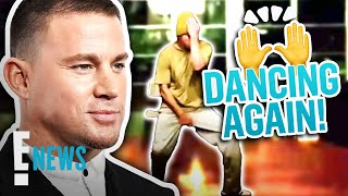 Channing Tatum Steps Up His Dancing Skills in New Video | E! News