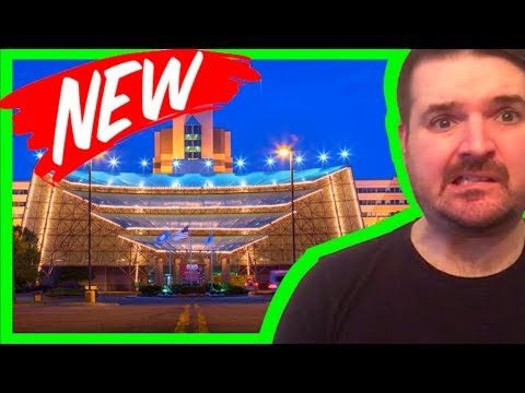 Exploring NEW SLOT MACHINES At GRAND CASINO W/ SDGuy1234