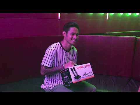 Michael Pangilinan Live at Boracay Bar - Sponsored by Magic Star Karaoke