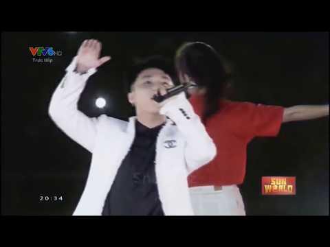 Vòng Loại WC Châu Á - Tiến Lên Việt Nam ơi - Sơn Tùng M-TP Hát Live Cổ Vũ VN