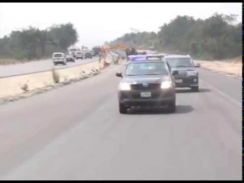 Lagos   Ibadan Express Way to N167B