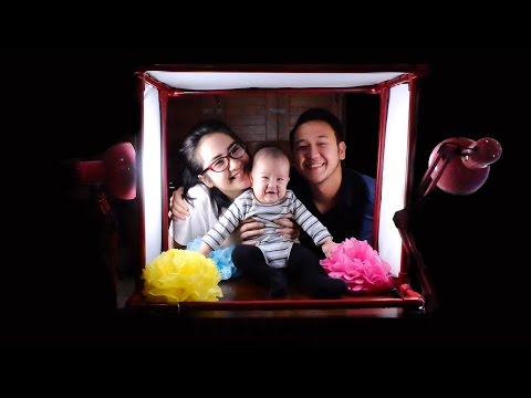 VLOG FOR MINI STUDIO PHOTOGRAPHY ( DIY ) #Eps 4 -asyouwish.tv- INDONESIA