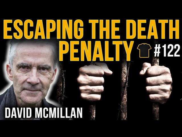 International Smuggler | David McMillan | Escaping A Thai Prison | Bought The T-Shirt