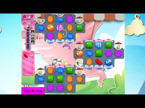 Candy Crush Saga Level 2289 NO BOOSTERS Cookie