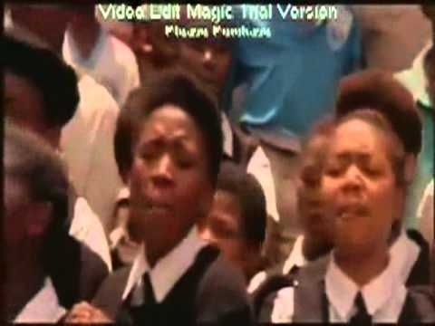 MANDELA, Sarafina Tributes Song (farewell)