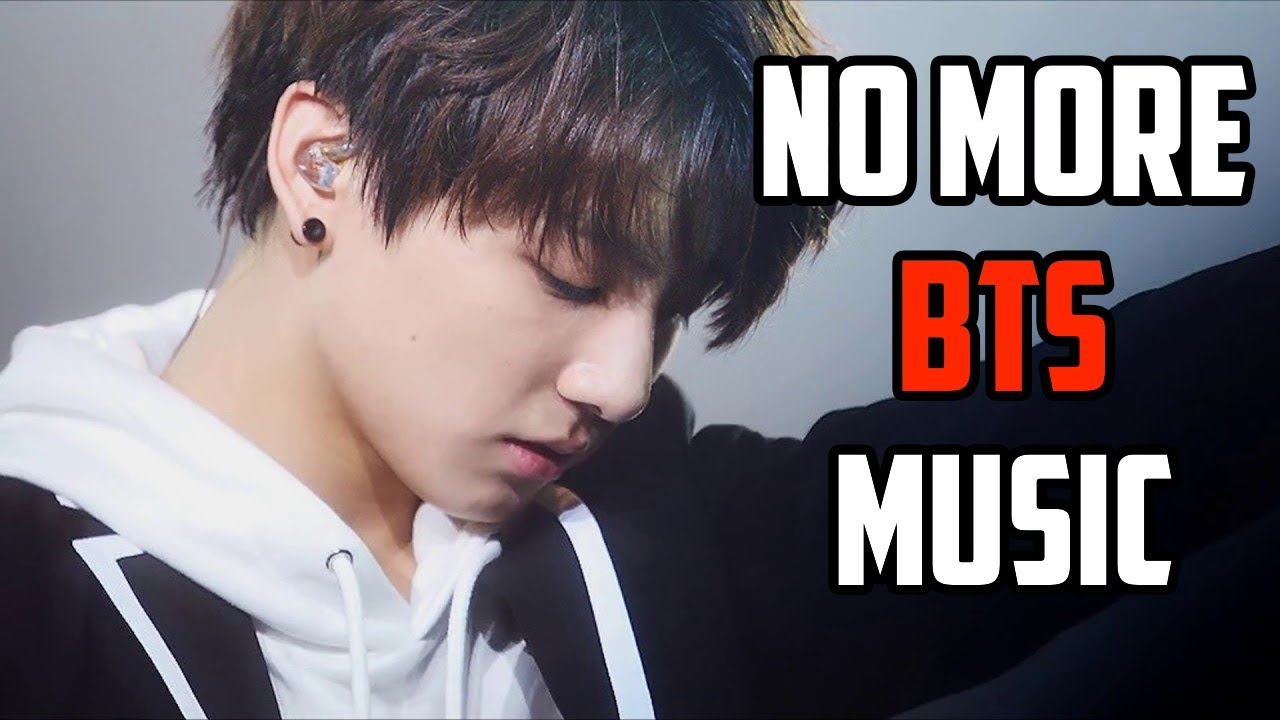 BTS' military service will ruin BTS