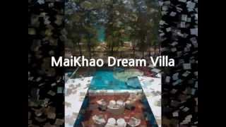 [푸켓리조트] Maikhao Dream Villa Re…