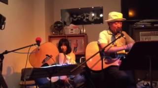 2016年8月7日に愛知県一宮市のアコースティックバー「ひこざえもん」で...