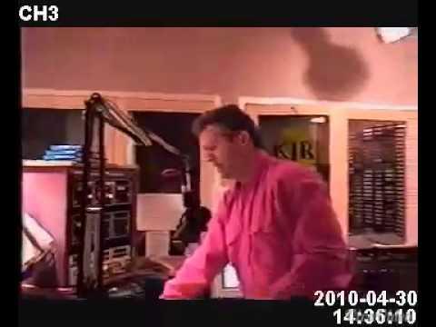 KJR 95.7 FM SEATTLE (1996) Dave Yates