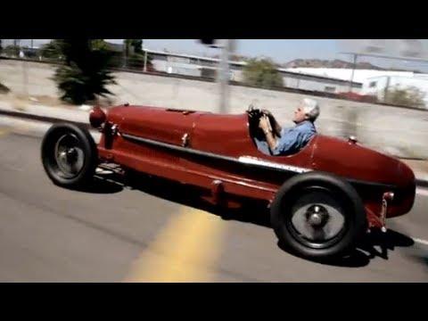 1932 Alfa Romeo Monza Replica - Jay Leno's Garage