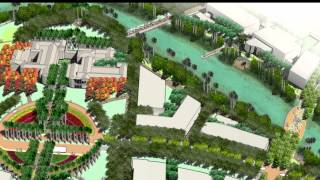 """""""Intersecting the Future: A Master Plan for UTRGV Brownsville Campus"""""""