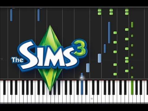 The Sims 3 - Main Theme [Piano Tutorial] (♫)