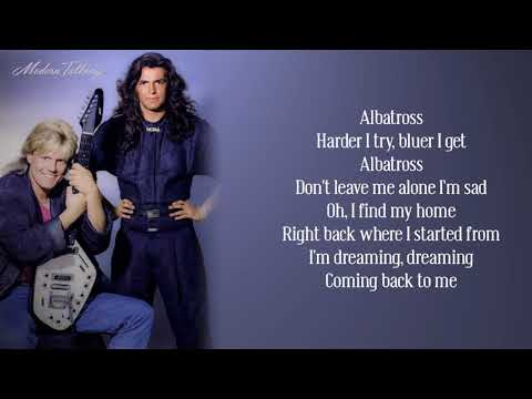 Modern Talking - Stranded In The Middle Of Nowhere ( Lyrics )