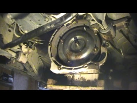 2003 4 0 Ford Explorer Transmission Replacement Youtube