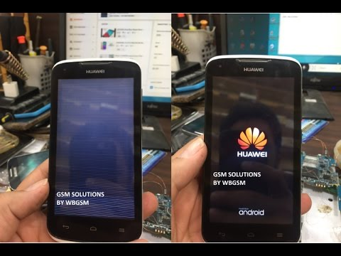 Huawei Y520-U22 Display Solutions FIX by GSM SOLUTIONS PK