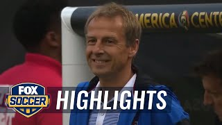 USA vs. Costa Rica | 2016 Copa America Highlights