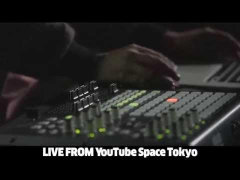 RBMA Tokyo 2014: Daisuke Tanabe Live Stream
