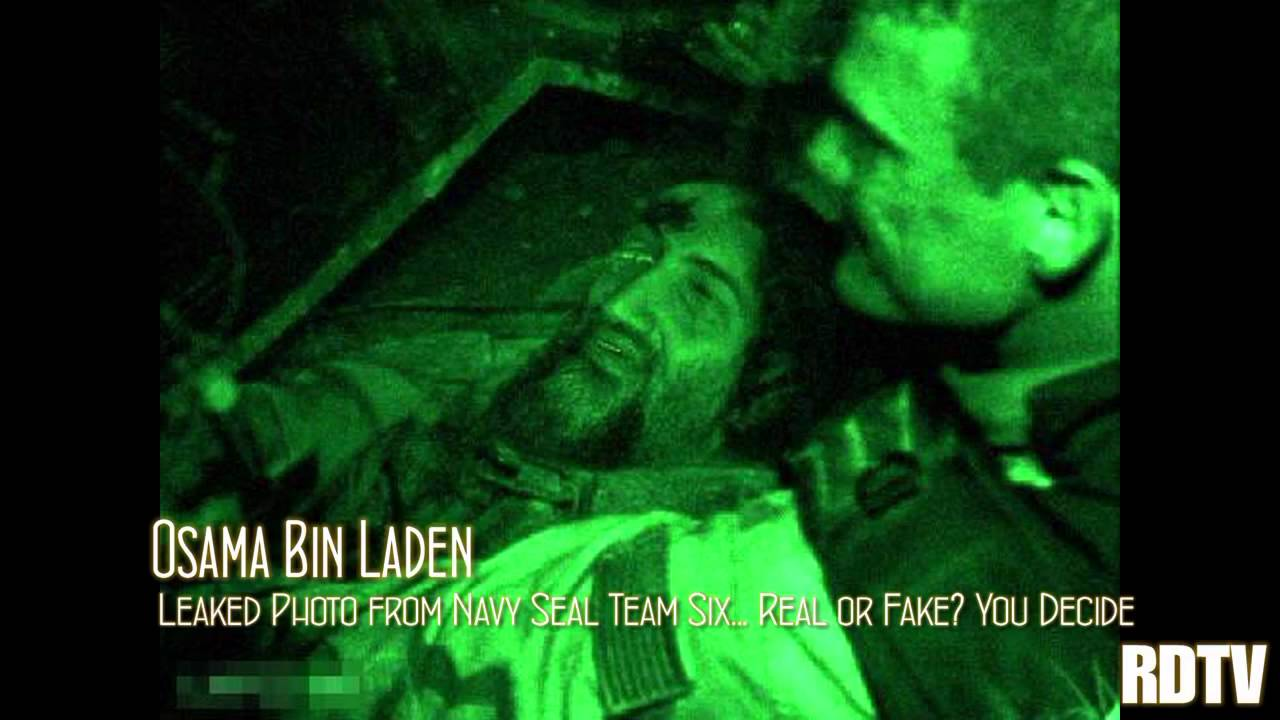Laden death bin released pics osama