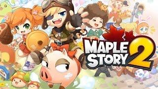 [ Учебник игра MS2 ] Как играть MapleStory 2 - Часть 2