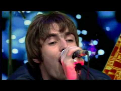 Oasis Tv Debut - Supersonic (Live The Word 1994)