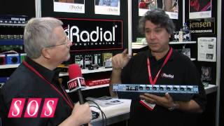 Radial SW8 - AES 2013