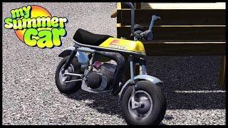Avem un Moped !