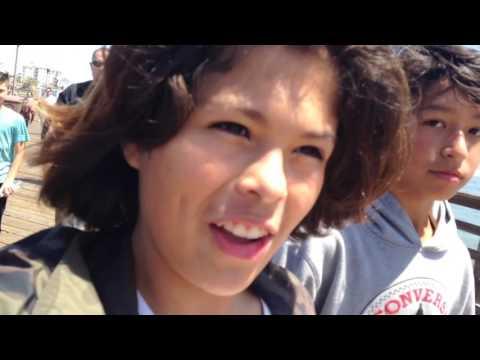 Skate vlog #7 Oceanside
