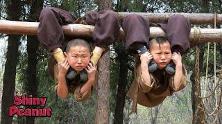 Jangan Sekali-kali Meremehkan Bocah Shaolin, Karena Mereka...