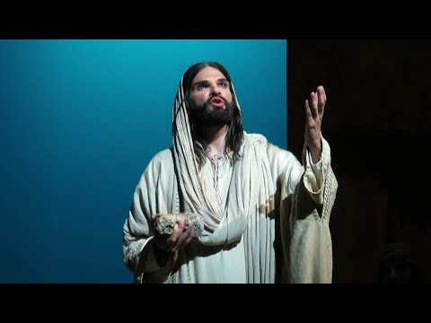 Mike Massy ✝️ Jésus @ Palais Des Sports