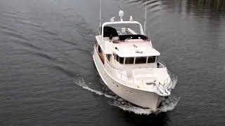 Selene Trawler, Selene Yacht (Selene 57,