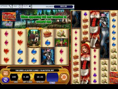 Little red free slots