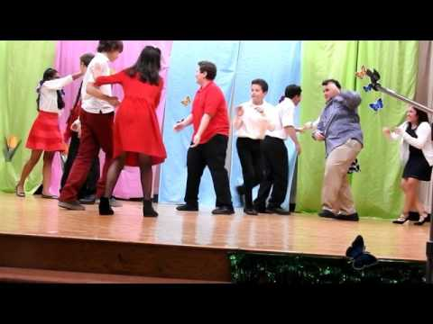 Holy Angels Catholic Academy - Spring Concert Glee and Dance 2017