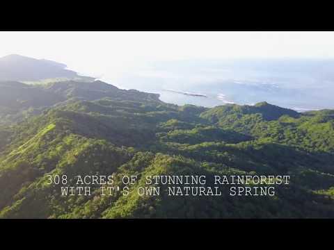 Horcones Highlands:  Amazing 300+ Acres of Ocean View Property in Panama