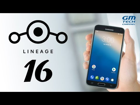 Lineage OS 16 for Galaxy S5 (Android 9 0 Pie)