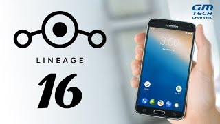 Download Lineage Os 16