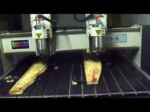 RPM Tools Consulting (CNC Router for mirror/dupliate Carvings)