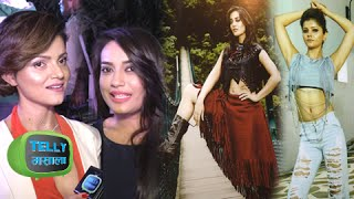 Surbhi Jyoti & Rubina Dilaik Shared Their Best Moments From The Photoshoot | Telly Calendar 2016
