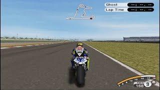 MOTOR TERCEPAT DI GAME MOTOGP '08 PS2