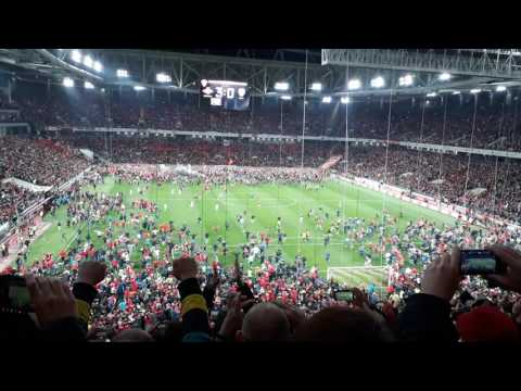 Spartak Moscow champion of Russia 16/17